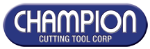Champion Cutting Tool Corp drill bits and cutting tools supplier, vendor, distributor in Hazleton PA